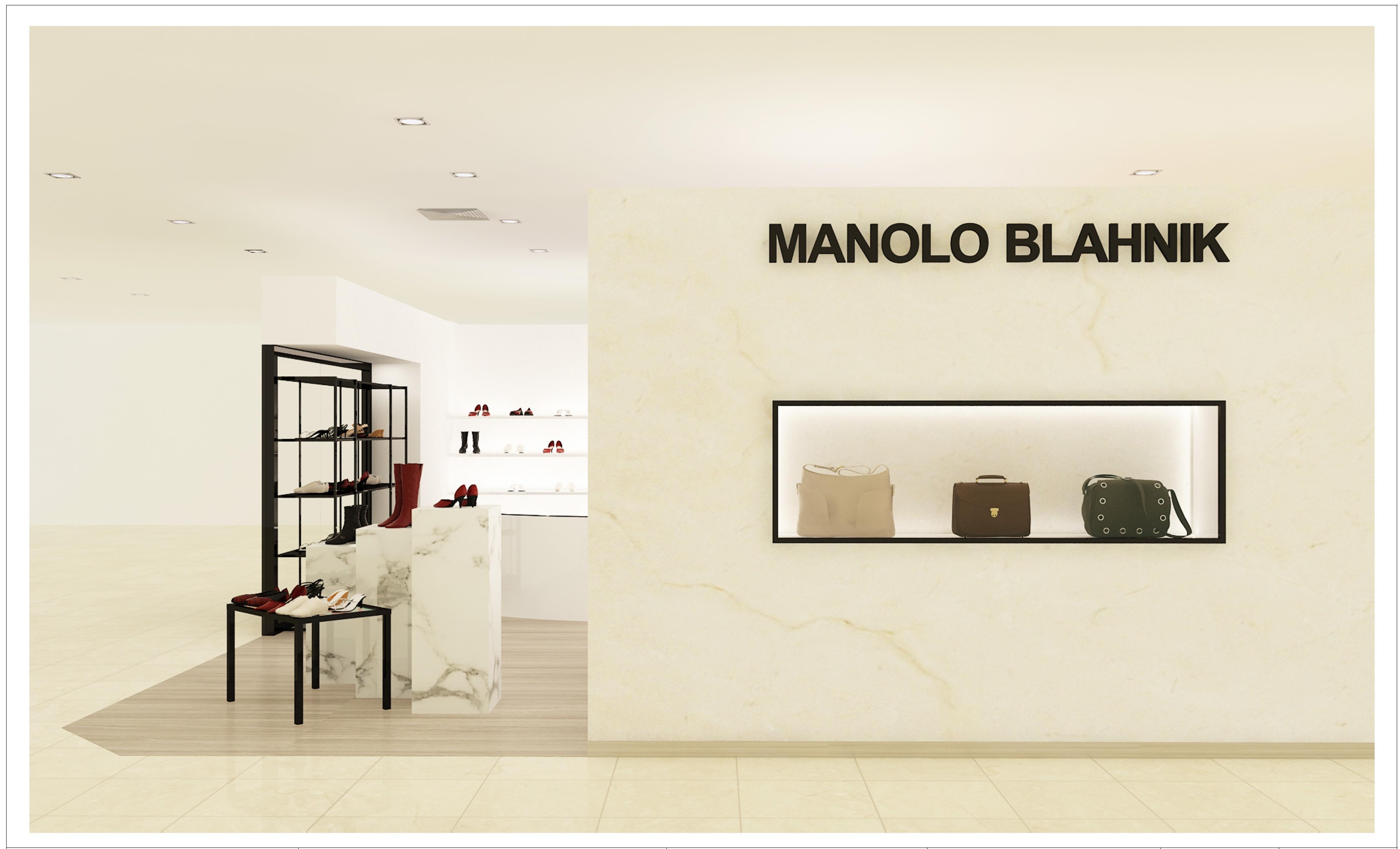 Krome Reno MANOLO BLAHNIK @ TAKASHIMAYA side