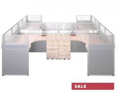 Krome Reno Office System Furniture System2013.Sale15